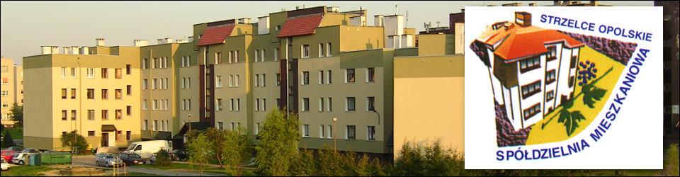 Spółdzielnia Mieszkaniowa w Strzelcach Opolskich